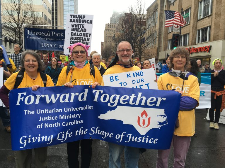 HKonJ Moral March and Peoples Assembly (Feb. 9, 2019)