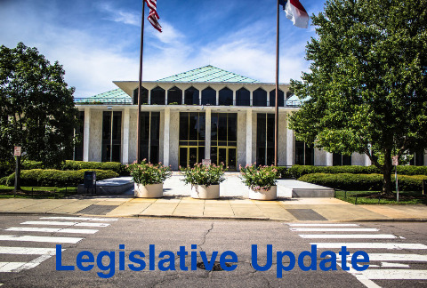 NC Legislative Update