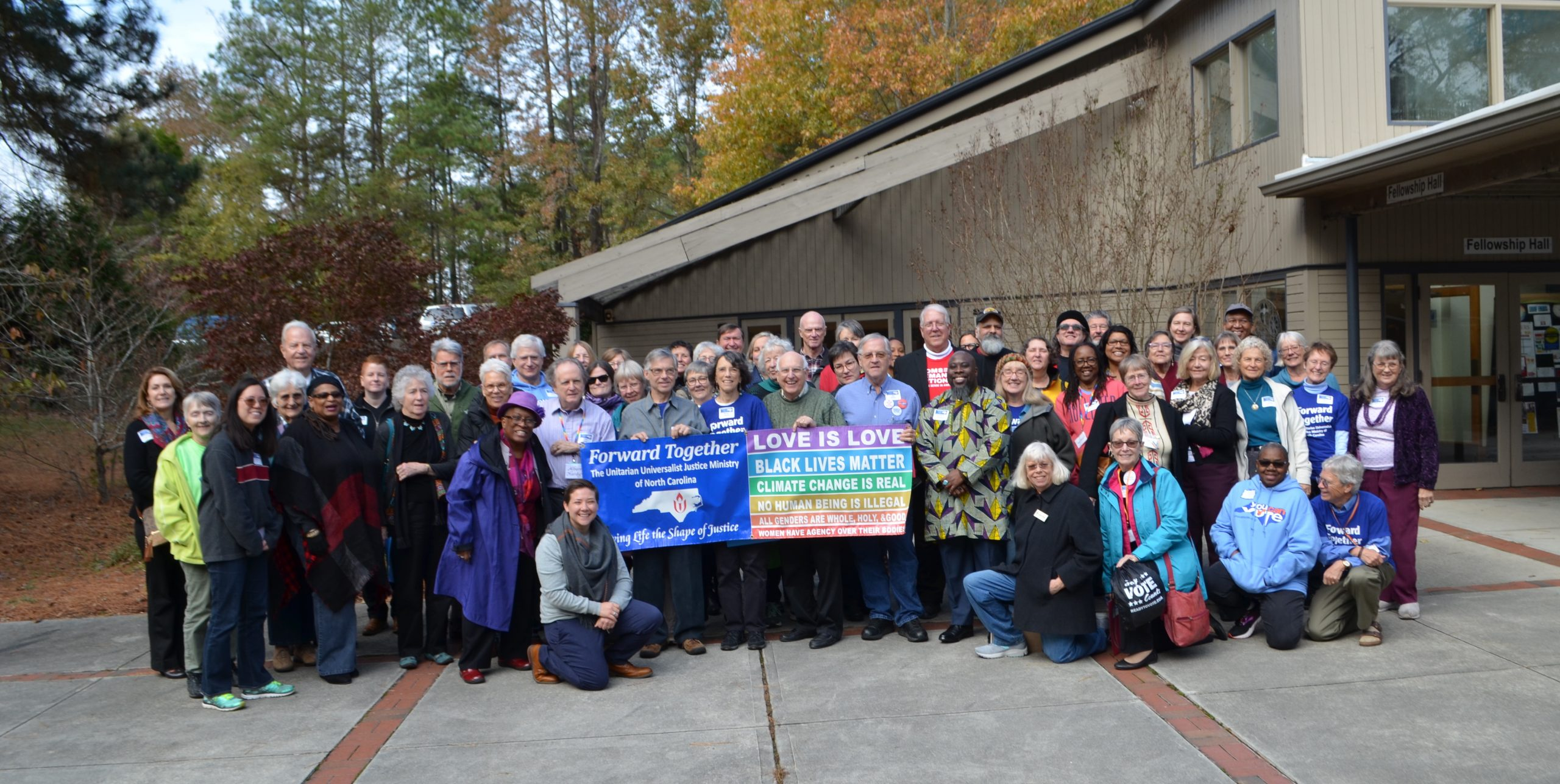 UU Justice NC Annual Gathering! - Sunday October 24th on Zoom